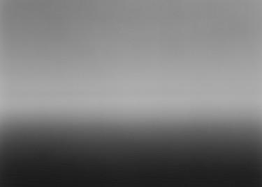 Hiroshi Sugimoto, LIGURIAN SEA, Saviore, 1993, épreuve gélatino-argentique. ©  Hiroshi Sugimoto / courtesy of Gallery Koyanagi.