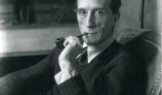 Marcel Duchamp - photo Rogi Andre, 1947