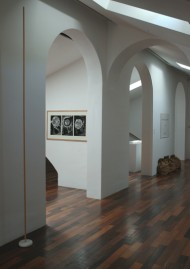View of the exhibition.