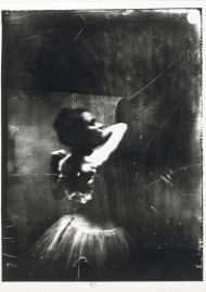 "Edgar Degas, ""Dancer"", about 1900, photograph © Bibliothèque Nationale de France."