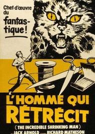 L'HOMME QUI RÉTRÉCIT, Jack Arnold, USA, 1957, 81 min.