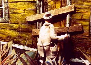 UN JOUR, UN HOMME ACHETA UNE MAISON… Pjotr Sapegin, Norvège, 1998, 8 min.