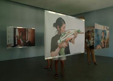 Vue de l'exposition.