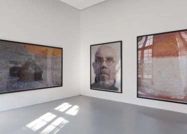 vue de l'exposition Vik Muniz - Le musée imaginaire - Photographie Pascal Martinez