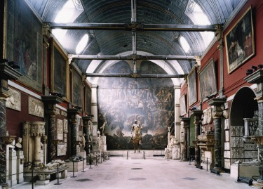 "Candida Höfer, ""École des Beaux-Arts"", 2007, Lambda print, edition of 50, each numbered and signed for the Collection Lambert en Avignon"