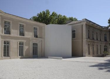 Vue de la Façade depuis le Boulevard Raspail, © Laurent P. Berger, Berger&Berger 2015