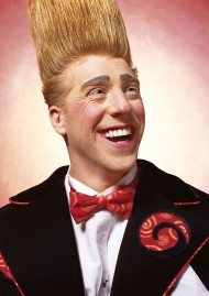 "Andres Serrano, America (Bello Nock, ""America's Best Clown"". Ringling Bros. and Barnum & Bailey Circus), 2003"