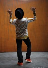 Yves Musard en dialogue avec des oeuvres de Richard Serra