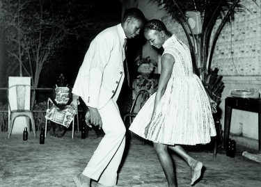 Malick Sidibé, Nuit de noël, 1965