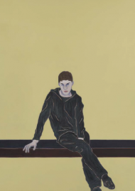 Djamel Tatah, Sans titre, 2016