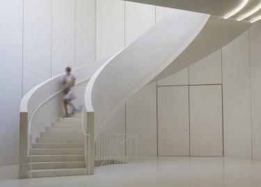 Collection Lambert - Atrium - ©Berger&Berger