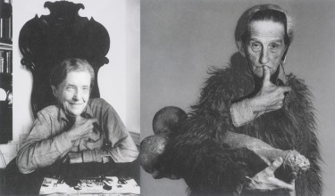 Louise Duchamp & Marcel Bourgeois