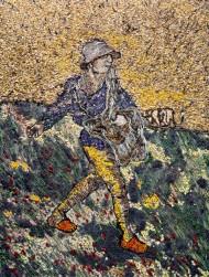 Le Semeur, d'après Van Gogh