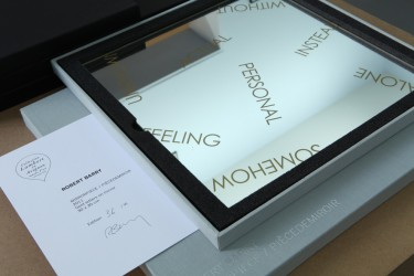 Mirrorpiece/Piècedemiroir